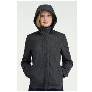 Icebreaker Merino Skyline Hood Jacket